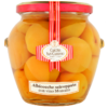 Apricots with Moscato d'Asti wine